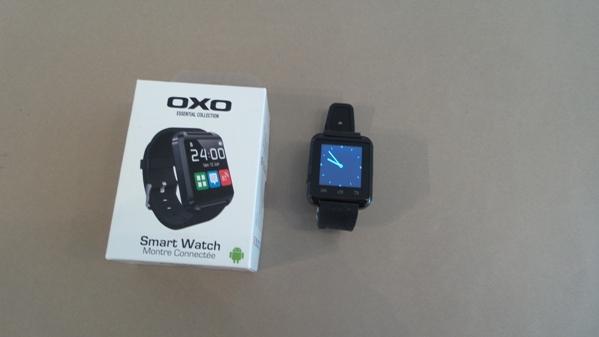 oxo smartwatch - vue 10