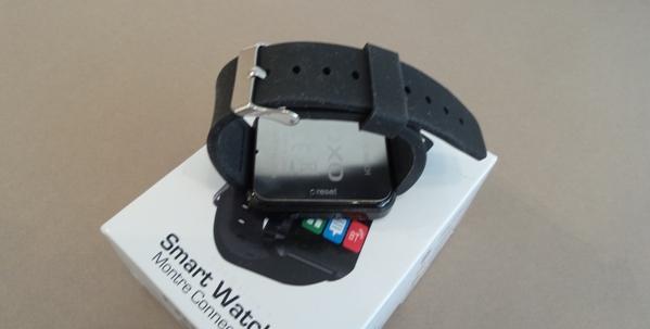 oxo smartwatch - vue 11