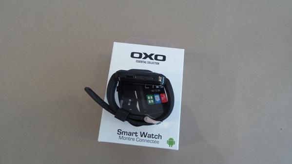 oxo smartwatch - vue 12