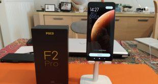 Test du POCO F2 Pro : un haut de gamme à prix d'ami