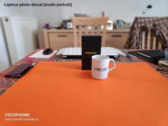pocophone f1 - vue 02