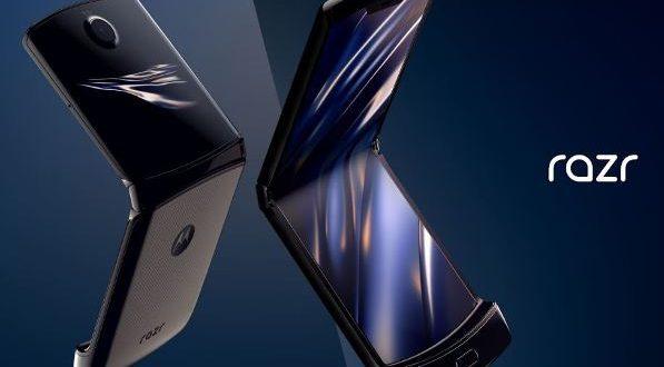 Motorola RAZR : la réunvention d'une icône