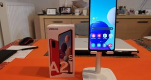 Test du Samsung Galaxy A21s : une bonne surprise