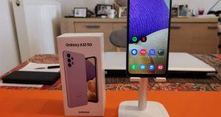 Test du Samsung Galaxy A32 5G : une expérience globale positive