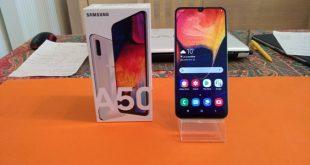 Test du Samsung Galaxy A50 : coup de foudre à Paris