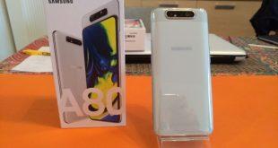 Test du Samsung Galaxy A80 : coup d'essai