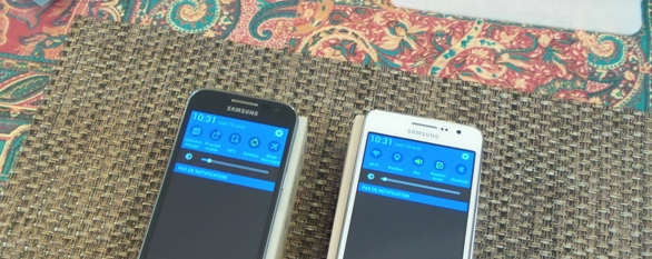 samsung galaxy grand prime vs galaxy core prime - vue 13