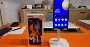 Test du Samsung Galaxy M11 : l'entrée de gamme qui fait le taf
