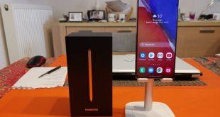 Test du Samsung Galaxy Note 20 5G : le mal aimé