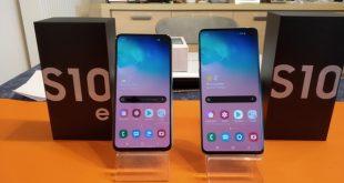 Test comparatif Samsung Galaxy S10e vs Samsung Galaxy S10 : c'est mon choix