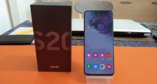 Test du Samsung Galaxy S20 5G : Samsung tape dans le mille