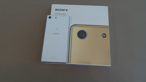 sony xperia m5 - vue 05