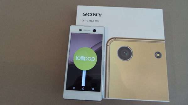 sony xperia m5 - vue 16
