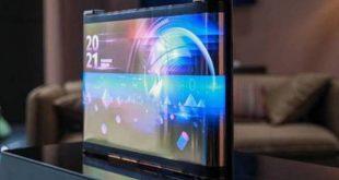 CES 2021 : TCL CSOT annonce deux écrans flexibles