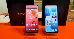 Test comparatif VIVO X51 5G vs VIVO X60 Pro 5G : l'ancien ou le nouveau?