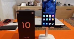 Test du Xiaomi Mi 10 Lite 5G : un vrai bon plan