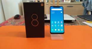 Test du Xiaomi Mi 8 Pro (transparent) : pour les amoureux de belle mécanique