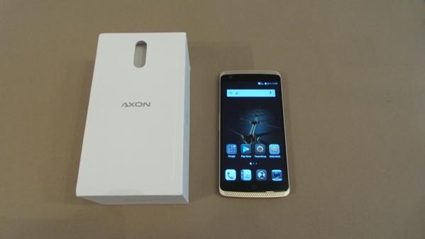 zte axon elite - vue 09